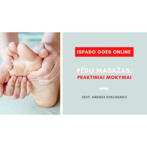 Pėdų masažas | Mokymai
